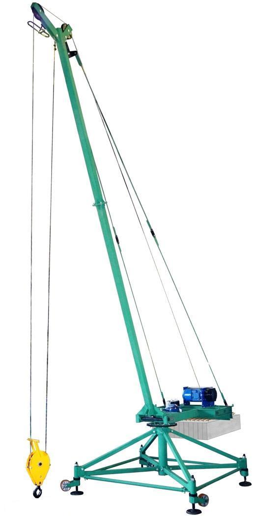 Кран стреловой поворотный МАСТЕР-3