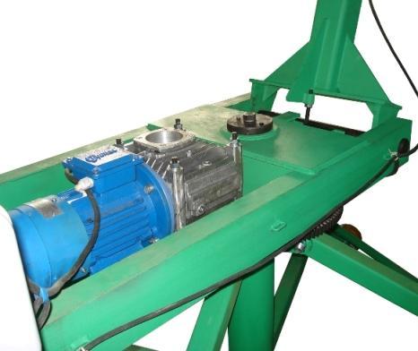 МАСТЕР-3 двигатель поворота стрелы крана